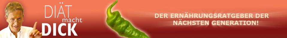 Diät macht dick - Ein neuer Bestseller
